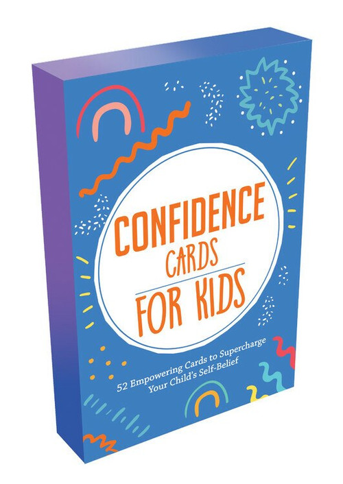 Confidence Cards for Kids (52 Empowering Cards to Supercharge Your Child's Self-belief) by Summersdale, 9781787836716