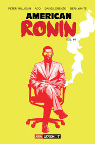 American Ronin by Peter Milligan, 9781953165046