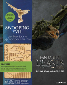 INCREDIBUILDS: FANTASTIC BEASTS AND WHERE TO FIND THEM: SWOOPING EVIL DELUXE BOO by REVENSON, JODY, 9781682980620