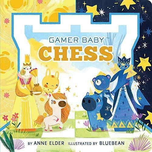 Chess by BlueBean, Anne Elder, 9781946000248