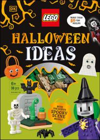 LEGO Halloween Ideas (With Exclusive Spooky Scene Model) by Selina Wood, Julia March, Alice Finch, 9781465493262