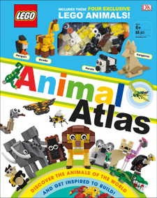 LEGO Animal Atlas (Discover the Animals of the World) by Rona Skene, 9781465470133