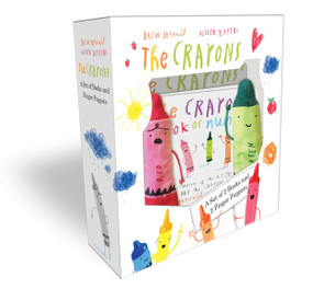 The Crayons: A Set of Books and Finger Puppets by Drew Daywalt, Oliver Jeffers, 9781524791414