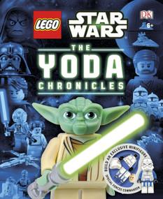 LEGO Star Wars: The Yoda Chronicles by Daniel Lipkowitz, 9781465408686