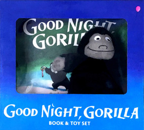 Good Night, Gorilla Book and Plush Package by Peggy Rathmann, Peggy Rathmann, 9781984813749