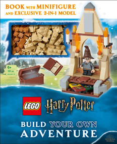 LEGO Harry Potter Build Your Own Adventure (With LEGO Harry Potter Minifigure and Exclusive Model) by Elizabeth Dowsett, DK, 9781465483614