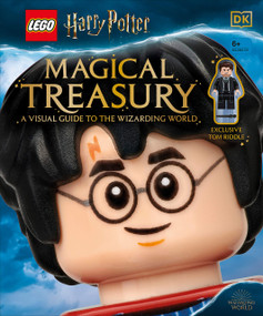 LEGO® Harry Potter  Magical Treasury (A Visual Guide to the Wizarding World) by Elizabeth Dowsett, 9781465492371