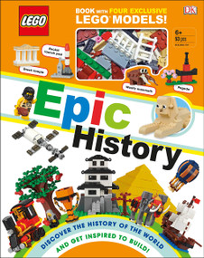 LEGO Epic History (Includes Four Exclusive LEGO Mini Models) by Rona Skene, 9781465490056
