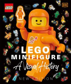 LEGO® Minifigure A Visual History New Edition (With exclusive LEGO spaceman minifigure!) by Gregory Farshtey, Daniel Lipkowitz, Simon Hugo, 9781465497895