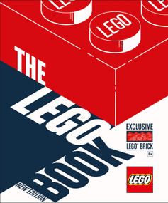 The LEGO Book, New Edition (with exclusive LEGO brick) by Daniel Lipkowitz, 9781465467140