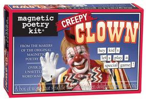 Creepy Clown, 602394036490