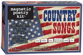 Country Songs, 602394036063