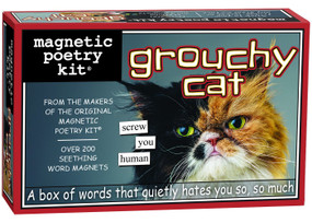 Grouchy Cat - 602394036216, 602394036216