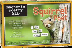 Squirrel Poet, 602394031884