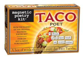 Taco Poet, 602394036261
