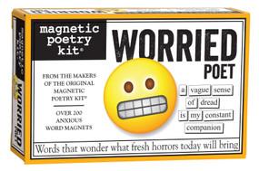 Worried Poet, 602394036377
