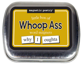 LBW - Whoop Ass (Miniature Edition), 602394037107