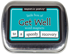 LBW - Get Well (Miniature Edition), 602394037138