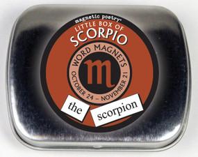 LB Zodiac - Scorpio (Miniature Edition), 602394037374