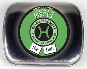 LB Zodiac - Pisces (Miniature Edition), 602394037411