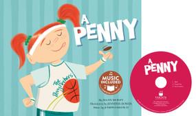 A Penny by Allan Morey, Jennifer Bower, Joseph Faison, 9781684101207