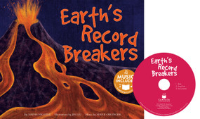 Earth's Record Breakers - 9781684101351 by Nadia Higgins, Jia Liu, Mark Oblinger, 9781684101351