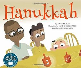 Hanukkah - 9781684100330 by Allan Morey, Mark Oblinger, Luke Séguin-Magee, Mark Oblinger, 9781684100330