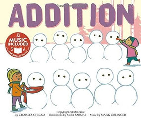 Addition - 9781684100071 by Charles Ghigna, Misa Saburi, Mark Oblinger, Mark Oblinger, 9781684100071