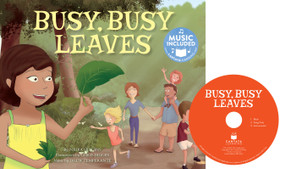 Busy, Busy Leaves - 9781632907851 by Nadia Higgins, Chris Biggin, 9781632907851