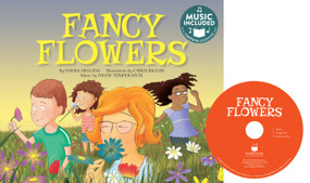 Fancy Flowers - 9781632907868 by Nadia Higgins, Chris Biggin, 9781632907868