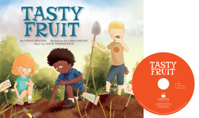 Tasty Fruit - 9781632907899 by Nadia Higgins, Chris Biggin, 9781632907899