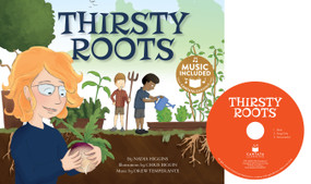 Thirsty Roots - 9781632907905 by Nadia Higgins, Chris Biggin, 9781632907905