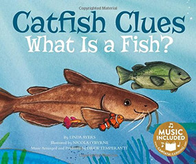 Catfish Clues (What is a Fish?) - 9781632905666 by Linda Ayers, 9781632905666