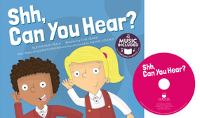Shh, Can You Hear? - 9781632906489 by Jonathan Peale, 9781632906489