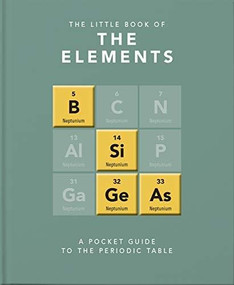 Little Book of Elements (A Pocket Guide to the Periodic Table) (Miniature Edition) by Jack Challoner, 9781911610571