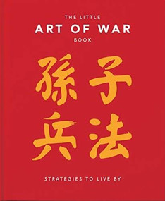 The Little Book of the Art of War (Miniature Edition) by Orange Hippo!, 9781911610632