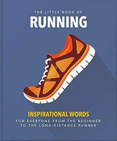 The Little Book of Running (Miniature Edition) by Orange Hippo, 9781800690059