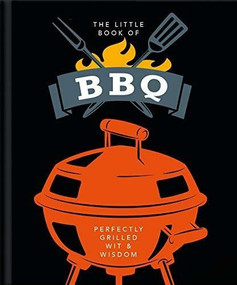 The Little Book of BBQ (Miniature Edition) by Orange Hippo, 9781800690097
