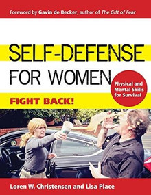 Self-Defense for Women (Fight Back) by Loren W. Christensen, Lisa Christensen, Gavin de Becker, 9781594394928