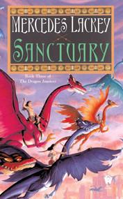 Sanctuary (Joust #3) by Mercedes Lackey, 9780756403416
