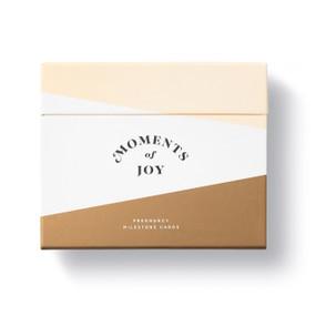 Moments of Joy: Pregnancy Milestone Cards, 10038