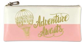 Adventure Awaits Pencil Pouch, 9781441322333
