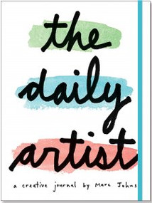 The Daily Artist by , 9781441317483