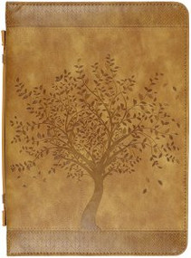 Tree of Life Medium Size Bible Cover by , 9781441332448