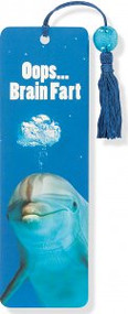 Dolphin Beaded Bookmark by , 9781441319814