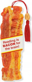 Bacon Beaded Bookmark by , 9781441319753