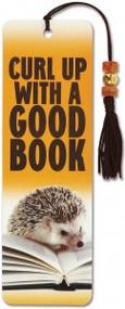Hedgehog Beaded Bookmark by , 9781441322562