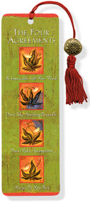 The Four Agreements Bookmark, 9781441303769