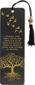 Roots & Wings Beaded Bookmark by , 9781441331311