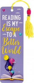 A Better World Beaded Bookmark by , 9781441336187